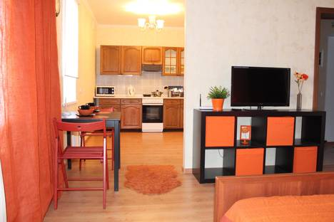 Сдается 1-комнатная квартира посуточнов Уфе, Менделеева 128/1.