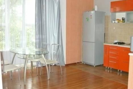 Сдается 3-комнатная квартира посуточно в Кисловодске, Озерная улица, д. 15.