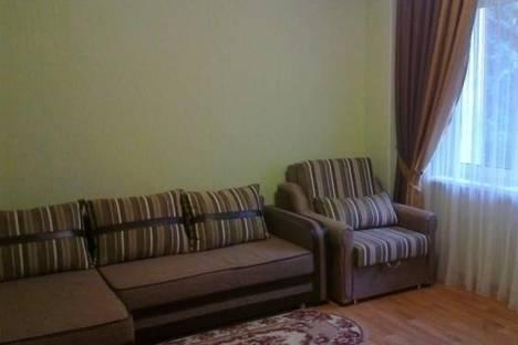 Сдается 1-комнатная квартира посуточно в Железноводске, Ленина улица, д. 8.
