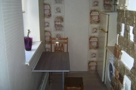 Сдается 1-комнатная квартира посуточно в Зеленоградске, Курортный проспект, д. 22.