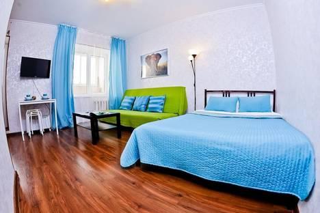 Сдается 1-комнатная квартира посуточнов Уфе, Менделеева. 128/1.