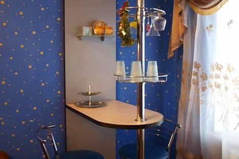Сдается 1-комнатная квартира посуточно в Житомире, пл.Соборная,7.