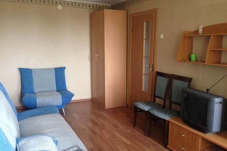 Сдается 3-комнатная квартира посуточно, площадь Максима Горького, 5.