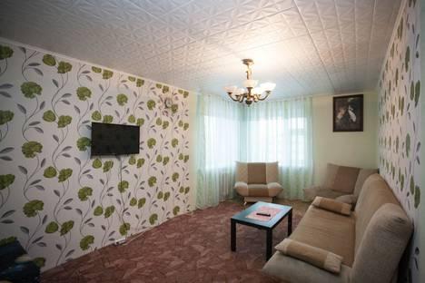 Сдается 2-комнатная квартира посуточно в Нефтекамске, ул. Победы 11 в Центр.