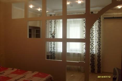 Сдается 1-комнатная квартира посуточно в Белгороде, улица Щорса, 45Л.
