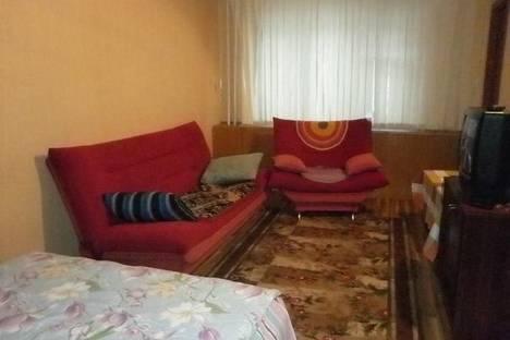 Сдается 1-комнатная квартира посуточно в Норильске, Орджоникидзе улица, д. 18.