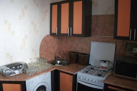 Сдается 1-комнатная квартира посуточнов Нижнекамске, проспект Мира, 95а.