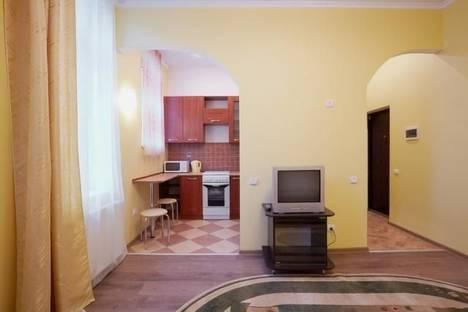 Сдается 1-комнатная квартира посуточно в Львове, Князя Романа, 26.