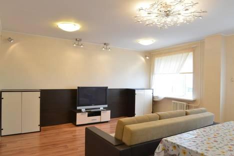 Сдается 2-комнатная квартира посуточно в Перми, ул. Пушкина, 84.