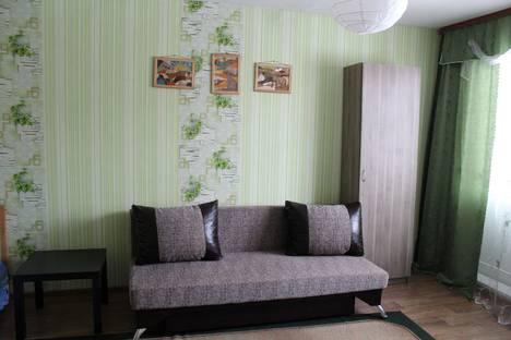 Сдается 2-комнатная квартира посуточно в Верхней Салде, ул Карла Маркса 5.