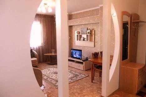 Сдается 2-комнатная квартира посуточно в Атырау, Кулманова, 1.