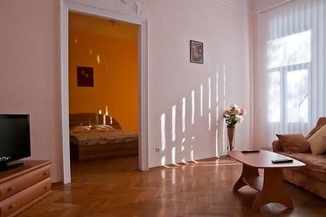 Сдается 2-комнатная квартира посуточно в Львове, Леонтовича, 3.