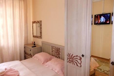 Сдается 1-комнатная квартира посуточнов Атырау, проспект Сатпаева, 60.