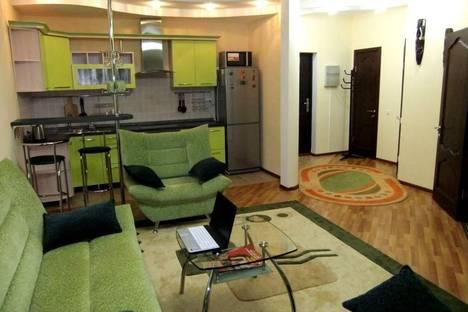 Сдается 2-комнатная квартира посуточнов Атырау, ул. Кулманова, 40.
