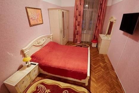 Сдается 2-комнатная квартира посуточно в Львове, Дорошенко, 23.