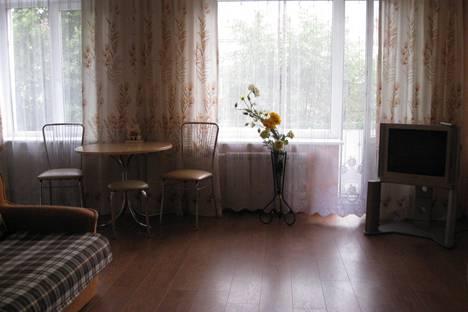 Сдается 1-комнатная квартира посуточно в Калининграде, Ленинский проспект, 20.