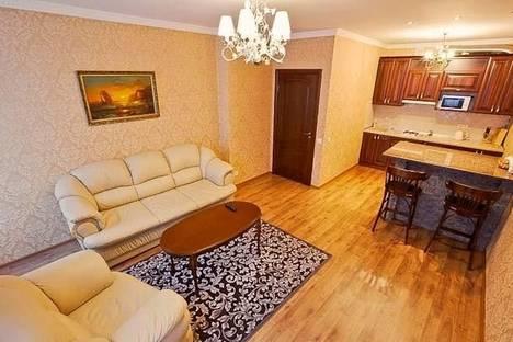 Сдается 2-комнатная квартира посуточно в Львове, Краковская, 15.