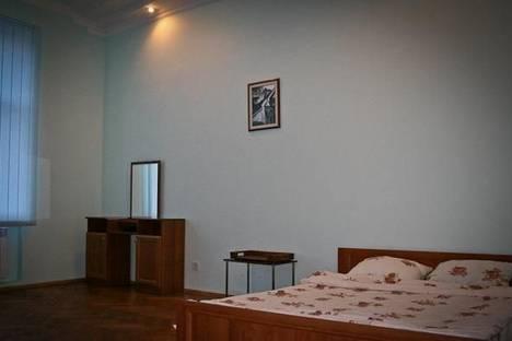 Сдается 3-комнатная квартира посуточно в Львове, Леонтовича, 3.