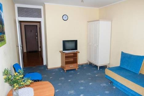 Сдается 1-комнатная квартира посуточно в Черкассах, бул. Шевченко, 200.