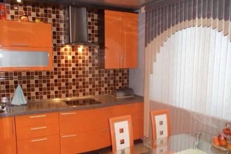 Сдается 2-комнатная квартира посуточнов Казани, Чистопольская 34.