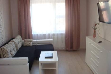 Сдается 1-комнатная квартира посуточнов Дзержинске, Яна Чечота, 16.