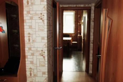 Сдается 3-комнатная квартира посуточно во Владимире, Строителей проспект, 22.