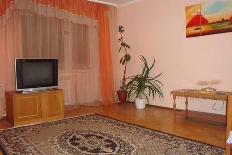 Сдается 1-комнатная квартира посуточно в Хмельницком, ул. Соборная, 43.