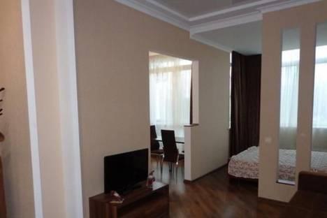 Сдается 1-комнатная квартира посуточно в Одессе, б-р Французский, 54\23.