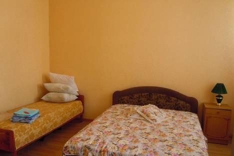 Сдается 2-комнатная квартира посуточно в Евпатории, ул. Пушкина, 41.