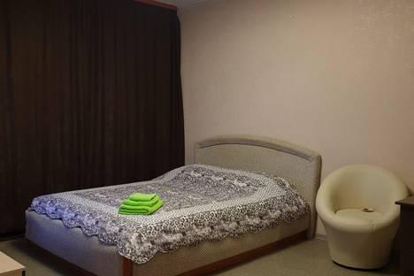 Сдается 1-комнатная квартира посуточно в Норильске, ул. Орджоникидзе, 10с2.