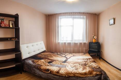 Сдается 2-комнатная квартира посуточнов Казани, проспект Ямашева, 31а.