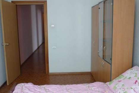 Сдается 3-комнатная квартира посуточно в Томске, Киевская, 15.