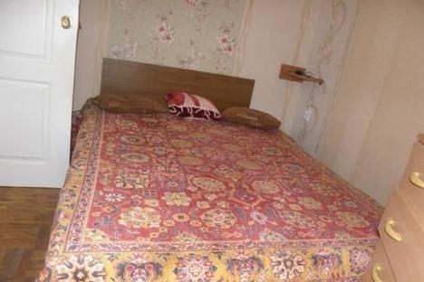 Сдается 2-комнатная квартира посуточно в Евпатории, ул. Горького, 7.