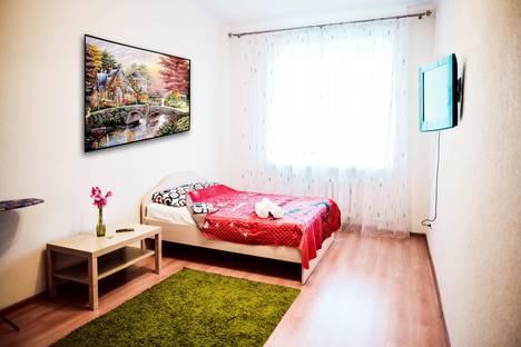 Сдается 1-комнатная квартира посуточнов Тюмени, ул. Мельничная, 83 к 2.
