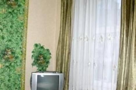 Сдается 1-комнатная квартира посуточно в Львове, ул. Люльки, 5.