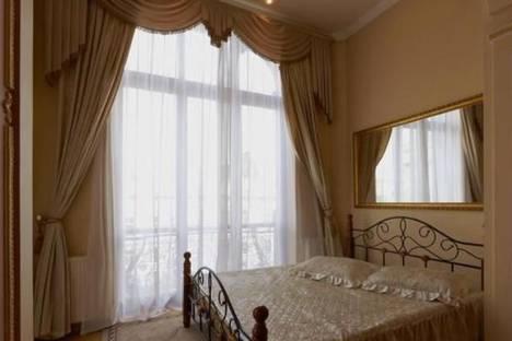 Сдается 1-комнатная квартира посуточно в Львове, пр-т Шевченко, 10.