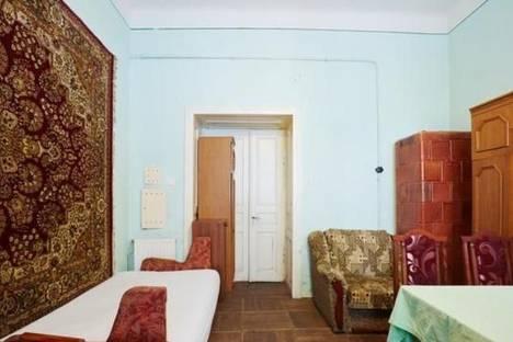 Сдается 1-комнатная квартира посуточно в Львове, ул. Братьев Рогатинцев, 12.