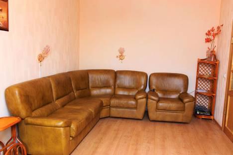 Сдается 1-комнатная квартира посуточно в Сыктывкаре, ул. Карла Маркса, 213.