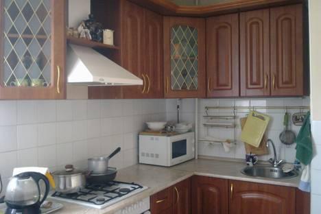 Сдается 1-комнатная квартира посуточнов Пушкине, Пушкин, Колпинское шоссе,51.