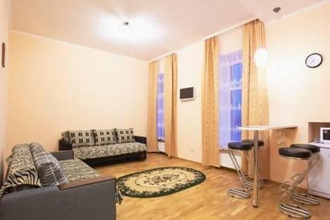 Сдается 1-комнатная квартира посуточно в Львове, ул. Коперника, 10.