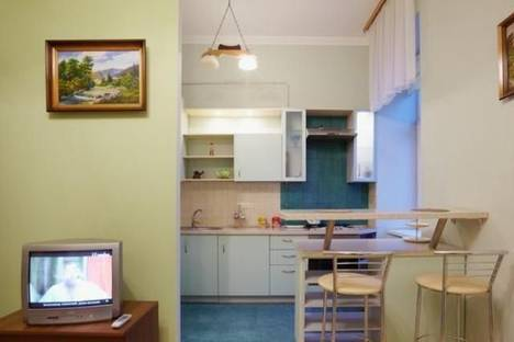 Сдается 1-комнатная квартира посуточно в Львове, ул. Ивана Франко, 2.