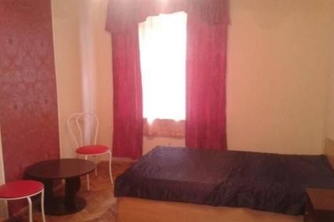 Сдается 1-комнатная квартира посуточно в Львове, ул. Сербская, 7.