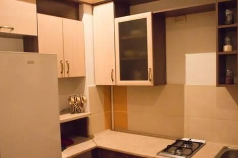 Сдается 1-комнатная квартира посуточно в Львове, ул. Крушельницкой, 25.