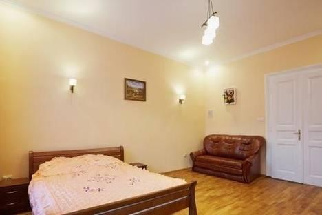 Сдается 1-комнатная квартира посуточно в Львове, ул. Листопадового Чина, 12.