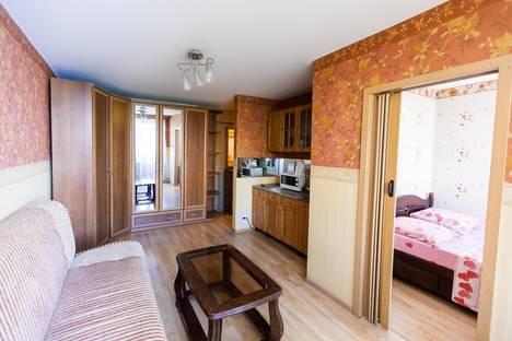 Сдается 1-комнатная квартира посуточно в Новосибирске, Красный проспект, 87.