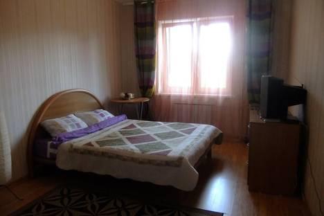 Сдается 1-комнатная квартира посуточнов Екатеринбурге, ул. Академика Постовского, 6.