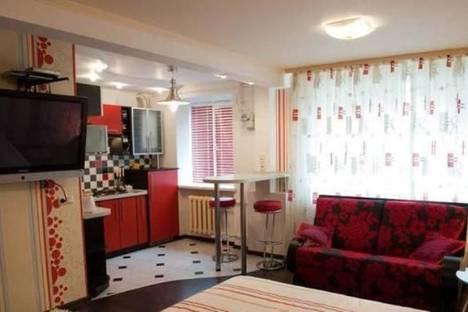 Сдается 1-комнатная квартира посуточно в Львове, ул. Чупринки, 59.