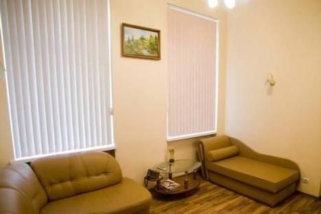 Сдается 1-комнатная квартира посуточно в Львове, пр-т Свободы, 35.