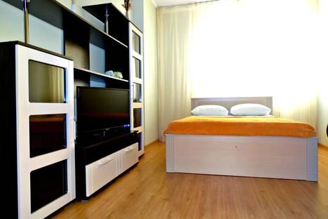 Сдается 1-комнатная квартира посуточно в Туле, Михеева,д.25.