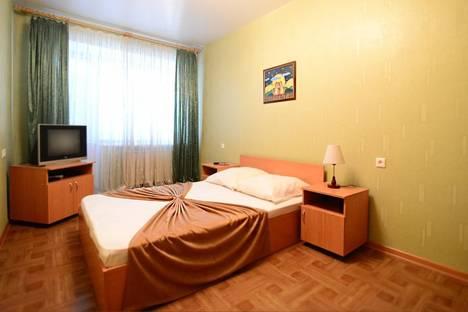 Сдается 2-комнатная квартира посуточнов Воронеже, ул. Никитинская, 27.
